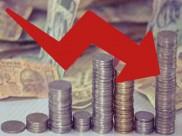 stock market : शेयर बाजार भारी गिरावट के साथ बंद