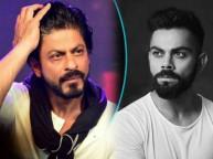 सबसे अमीर क्रिकेटर विराट, नंबर 2 पर शाहरुख खान
