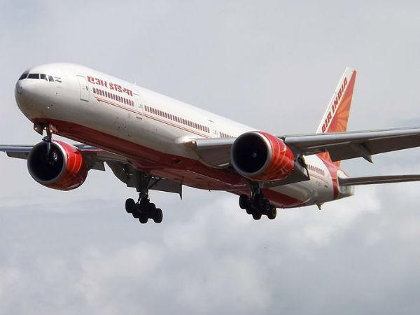 राजधानी ट्रेन के टिकट से सस्ता है एयर इंडिया का किराया!