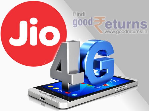 JIO का एक और धमाका, 309 रुपए में 448 GB 4G डेटा!