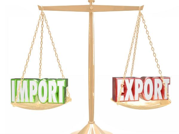 निर्यात क्षेत्र में सकारात्मक वृद्धि