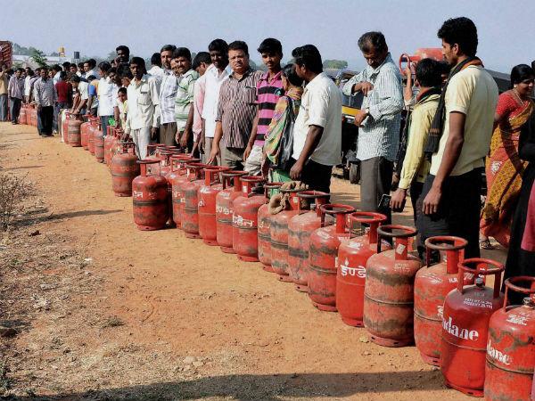 LPG सिलेंडर के दाम को लेकर सरकार का एक बड़ा ऐलान