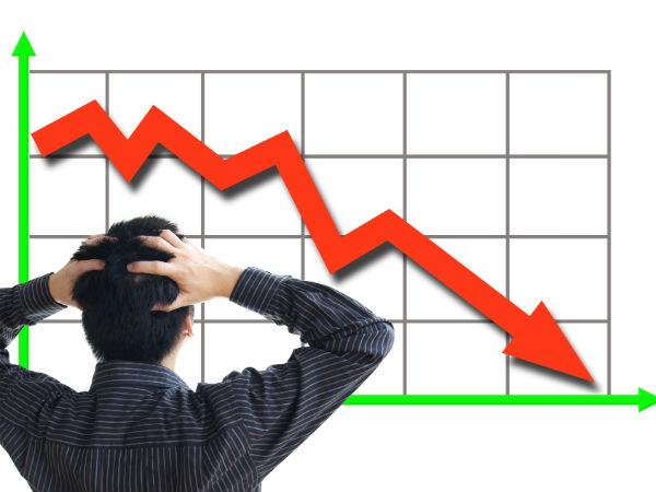 कारोबारी सप्ताह के आखिरी दिन भी सेंसेक्स और निफ्टी में दिखी गिरावट