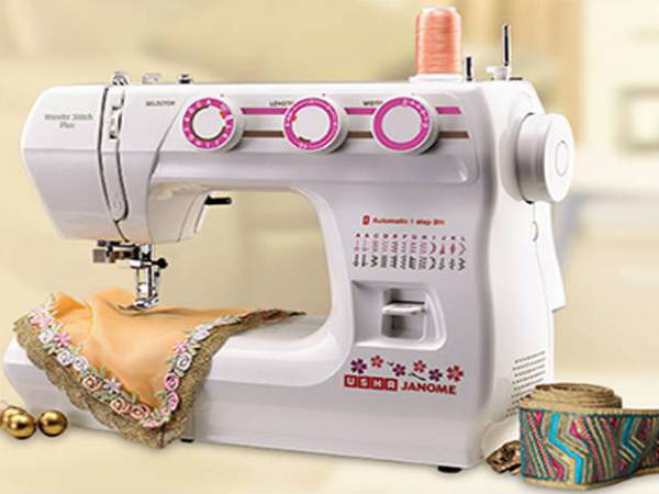 Wi-Fi Sewing Machine लांच, बहुत तेज करती है काम