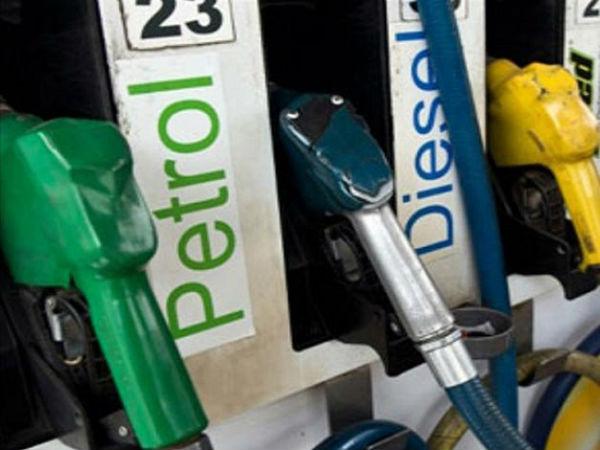 गुरुवार को पेट्रोल-डीजल की कीमतों में हुआ इजाफा