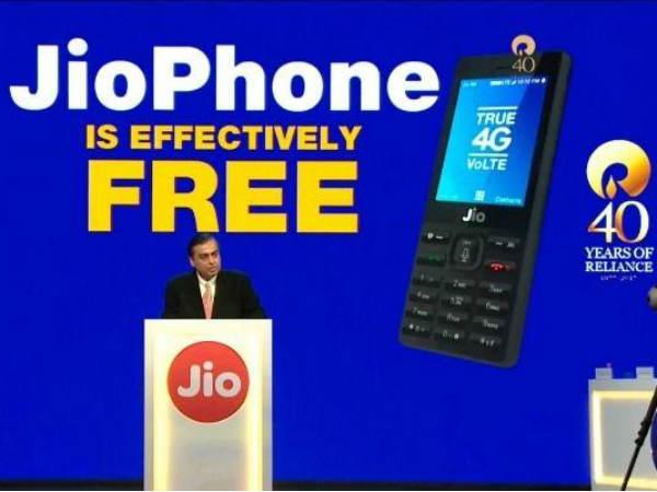 फीचर फोन मार्केट में Jio ने बनाया रिकॉर्ड, दुनिया को दी टक्कर