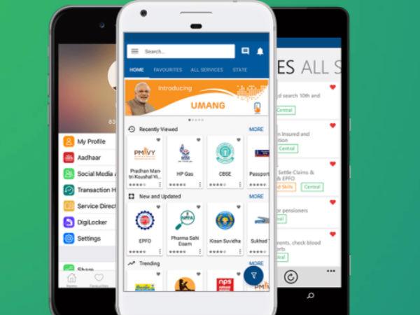 Umang App की मदद से ले अपने PF बैलेंस की जानकारी