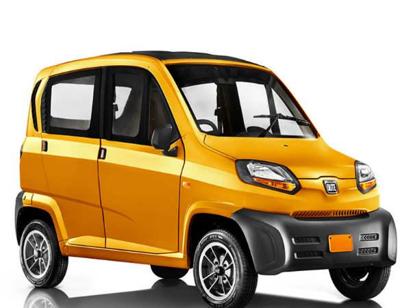 Bajaj Qute लांच, जानें 2.5 लाख की कार में क्या क्या है