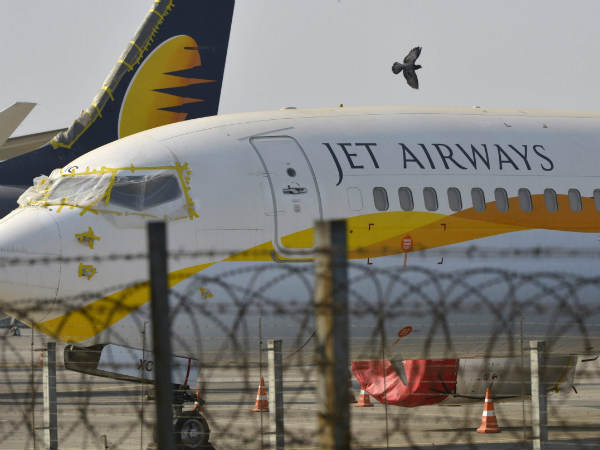 Jet Airways : आज रात से बंद हो जाएंगी उड़ानें, हजारों नौकरी पर संकट