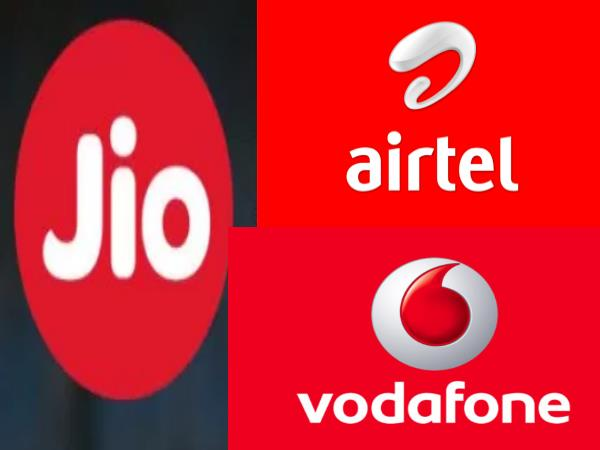 Airtel, Reliance Jio और Vodafone के 100 रुपए से भी कम के प्लान