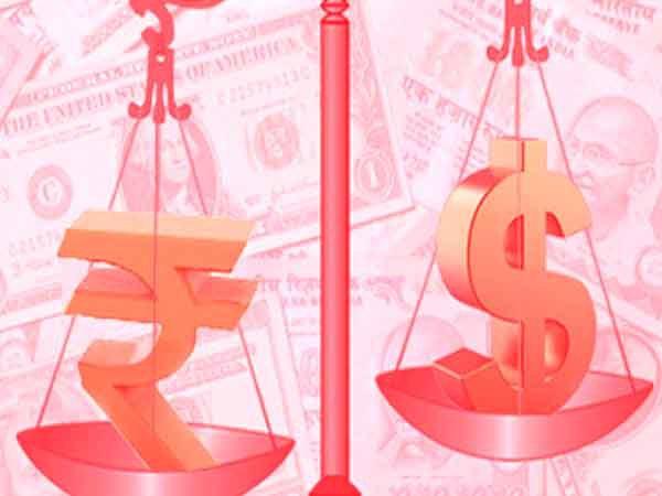 dollar के मुकाबले 26 पैसे मजबूत खुला Rupee