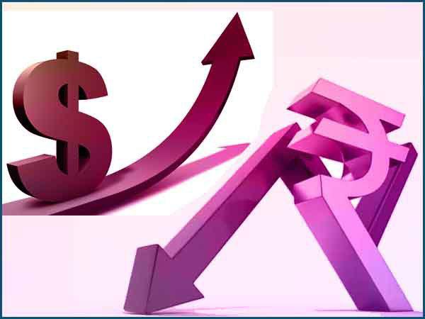डॉलर के मुकाबले रुपया 5 पैसे कमजोरी के साथ खुला