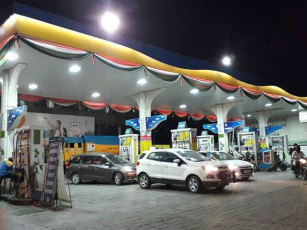 रविवार को महंगा हुआ पेट्रोल और डीजल