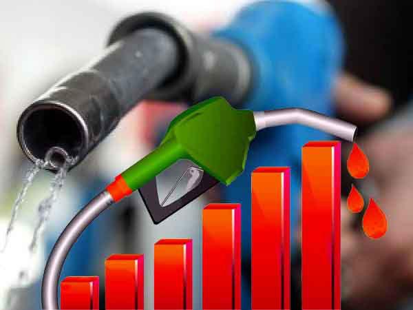 जानिए सोमवार को पेट्रोल और डीजल के रेट