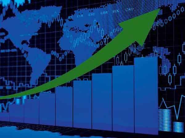 शेयर बाजार में भारी तेजी, सेंसेक्स 453 अंक और बढ़ा