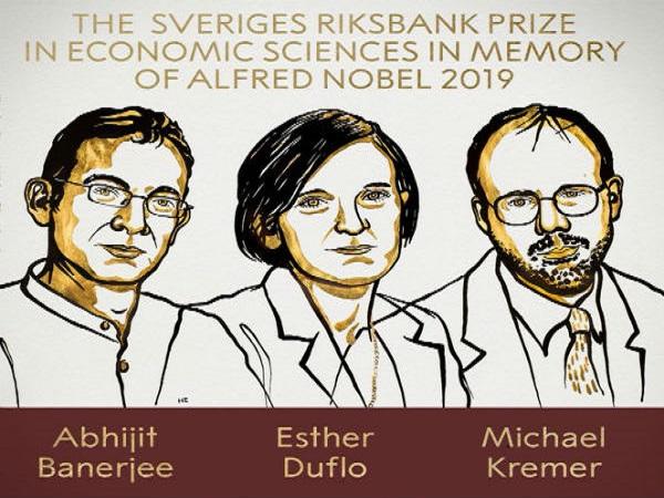 भारतीय मूल के अभिजीत बनर्जी और उनकी पत्नी को मिला अर्थशास्त्र में नोबेल पुरस्कार
