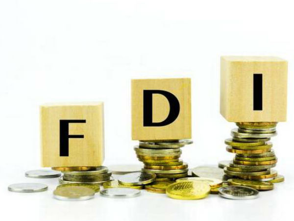 पीयूष गोयल : 2018-19 में टोटल एफडीआई में हुई बढ़ोतरी