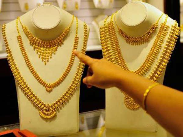सोना खरीदना सस्ता हुआ आज, जानें क्या है रेट