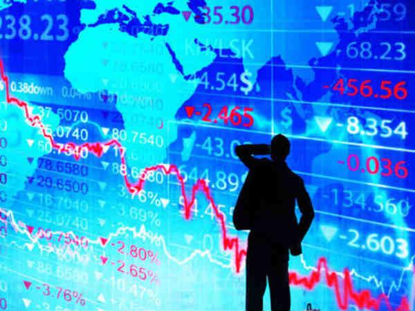शेयर बाजार में हाहाकार, सेंसेक्स 40000 अंक के नीचे हुआ बंद