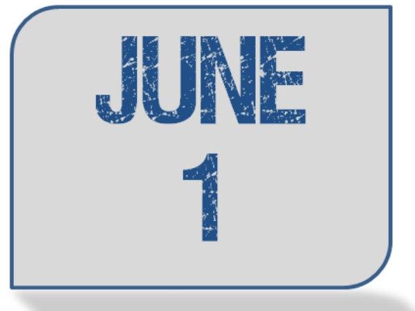 1 जून से बदल रहे हैं ये नियम, जानिए आप पर क्या होगा असर