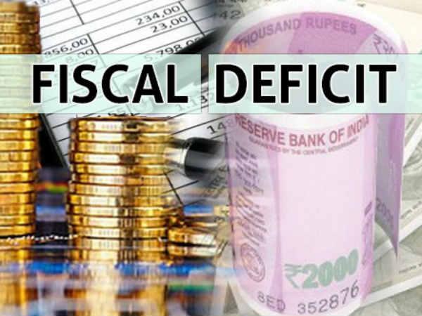 अर्थव्यवस्था को झटका : जीडीपी का 4.6 फीसदी रहा राजकोषीय घाटा, जानिए कारण