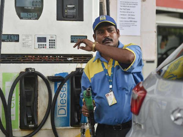 जानिए अपने शहर के सोमवार के Petrol और Diesel के रेट