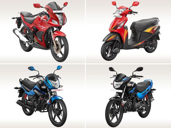 New Year Bike Offers : Hero, TVS, Bajaj समेत इन बाइक्स पर मिल रही है जबरदस्त छूट, जानिए पूरा ऑफर