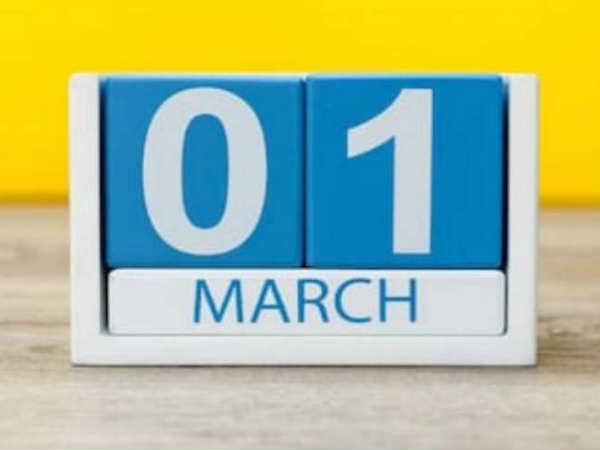 1 March 2021 : आज से बदल गए ये सभी जरूरी नियम, जानिए आप पर कैसे पड़ेगा असर