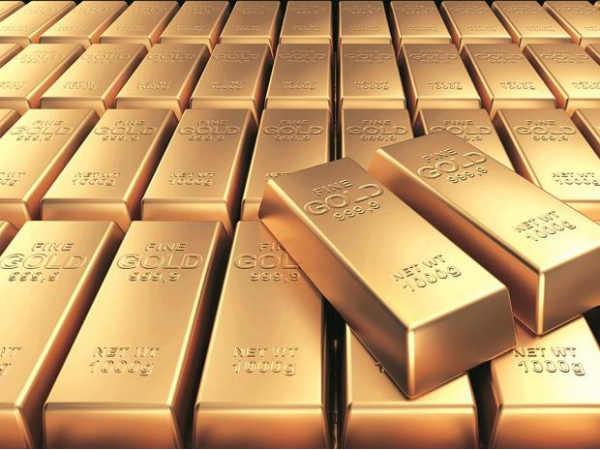 मंदिरात सोने सापडले