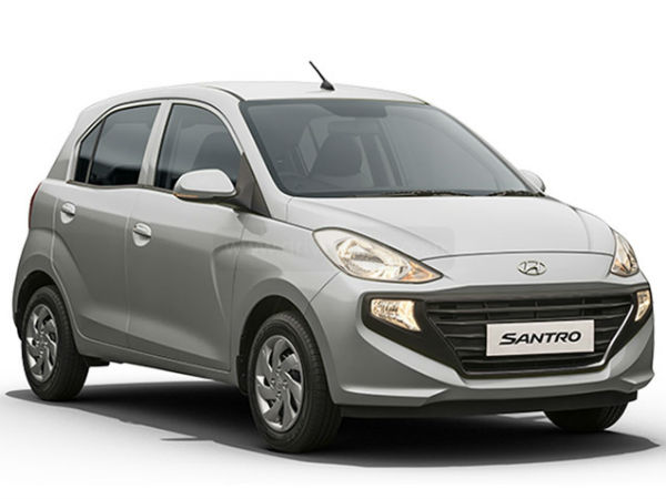 ह्युंदाई सर्वात कमी किंमतीच्या कार: