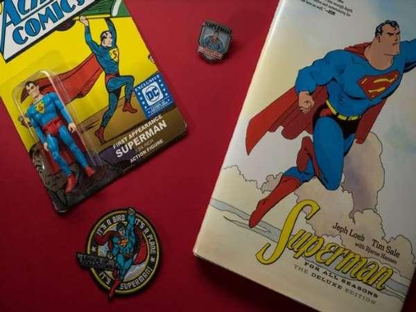 जिस कॉमिक बुक ने दुनिया के सामने पेश किया था सुपरमैन, वो बिकी 24 करोड़ रु में