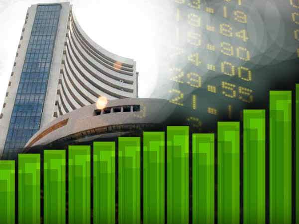 600 अंक की बढ़त के साथ Sensex फिर 50,000 अंक के पार