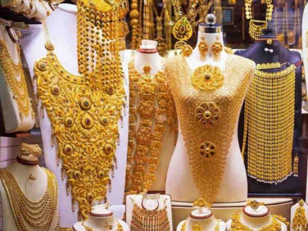 Gold : जानिए आज सोने का रेट कितना गिरा