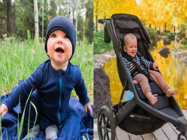 अजब-गजब : 1 साल का बच्चा ट्रेवल से हर महीने कमाता है 75000 रु