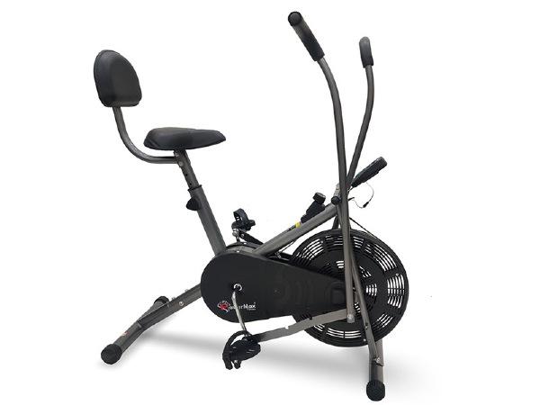 पॉवरमॅक्स फिटनेस BU-200 व्यायाम सरळ बाईक