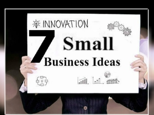 Small Business Ideas With Low Investment