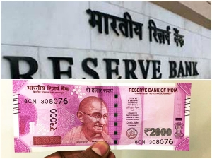 People Can Deposit Old Notes Only 5 Rbi Counters