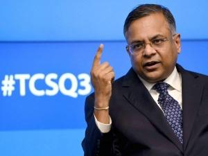 N Chandrasekaran Looks Cut Off Tata Teleservices Connection