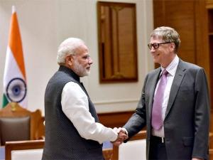 Bill Gates Praised Pm Narendra Modi Success Swachh Bharat Campaign