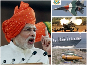 India Advanced Stages Formulating Defence Mfg Policy Fm