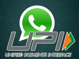 Whatsapp Picks Upi Payments
