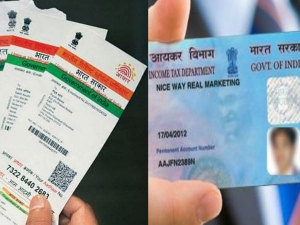 You Can Link Aadhar Pan Card While Having Spelling Error How