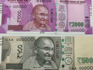 Now Demonetisation Against 2000 500 Rs Banknotes