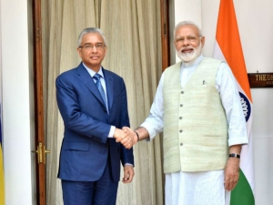 India Will Provide 500 Million Loan Assistance Mauritius