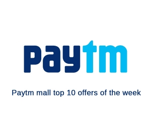 Paytm Mall Gst Sale Top 10 Offers The Week Up 20 000 Cashb