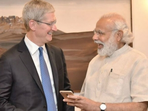 Positive On India Made Se Iphones App Developers Tim Cook