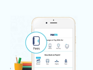 Pay Education Fee Insurance Premiums Via Paytm Wallet Get