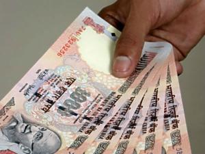 Post Demonetisation 99 Rs 1 000 Notes Back Banks