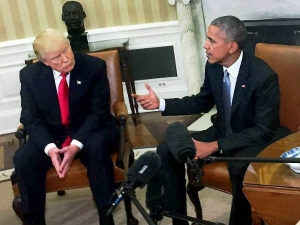 Trump Has Kept Obamas India Policy Force Us
