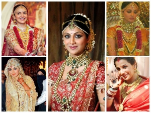 The Significance Gold An Indian Wedding